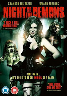 Night of the demons iblislerin gecesi film izle