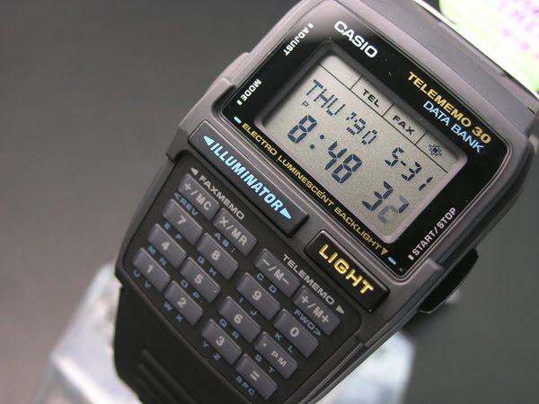 jam tangan casio dbc 30