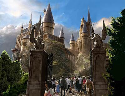 парк развлечений, Гарри Поттер