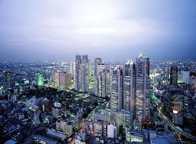 самые большие по численности города в мире, Токио
