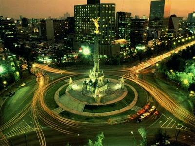 самые большие по численности города в мире, Мехико