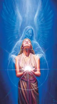 Angel lightmeditation