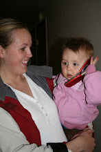 2010 Chalyce and Sammy Jo on the phone