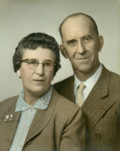 1955 Violet and Bill Blackett