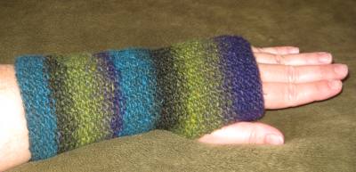 KNIT PATTERN FOR FINGERLESS GLOVES 1000 Free Patterns
