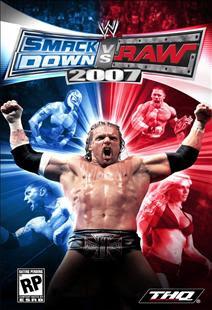 Categoria jogos de pc, Capa Download WWE Raw 2007 (PC)