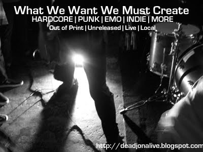 What We Want We Must Create