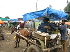 Cheap Contract Taxi in Gondar, Ethiopia