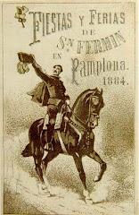 SAN FERMÍN 1884