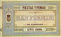 SAN FERMÍN 1886