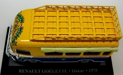 Renault Goélette - Taxi Dakar