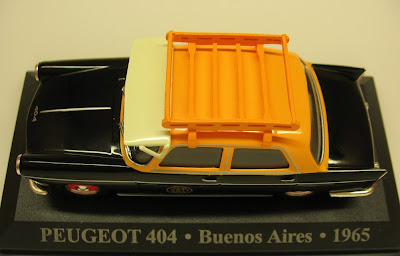 Peugeot 404 taxi