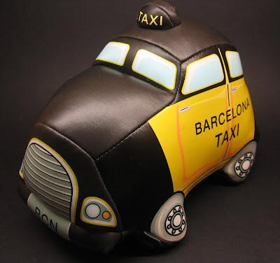 Táxi de Barcelona em Napa