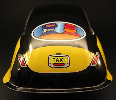 Taxi de Lata de Barcelona