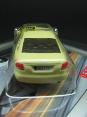Audi A6 - Táxi - Miniatura