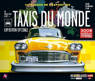 Taxis du Monde: Catalogue de l'Exposition