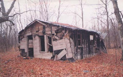 My Childhood Home Near Annapolis, Missouri.