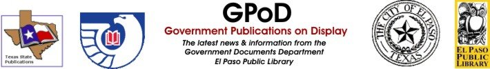 gPod (Government Publications On Display)
