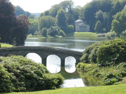 Meladem Stowe Gardens