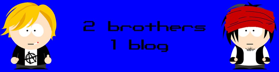 2 Brothers 1 Blog