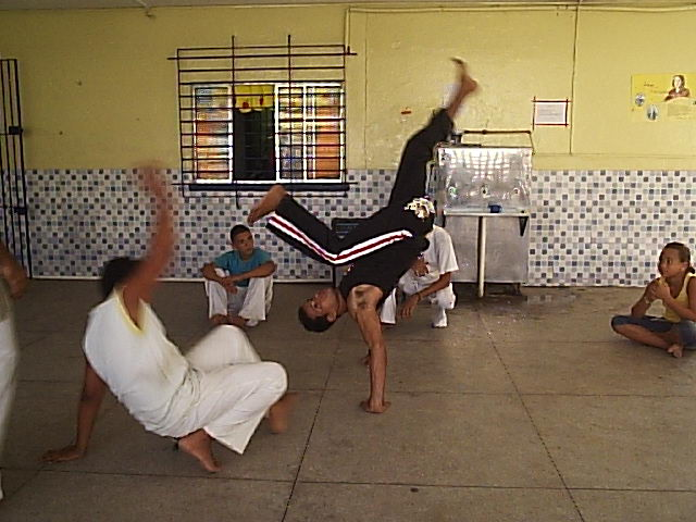 Mestre Yoga no treino de 29.03.09