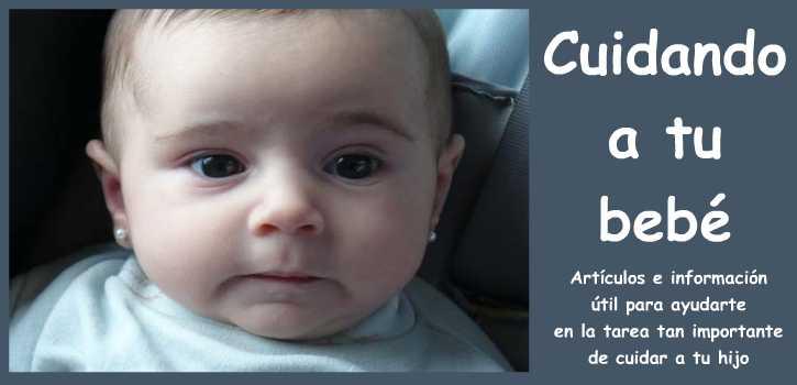 Cuidando a tu bebe