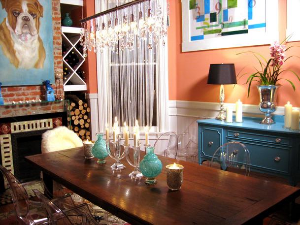 Tips For Decorating On A Budget David Bromstad Color Splash