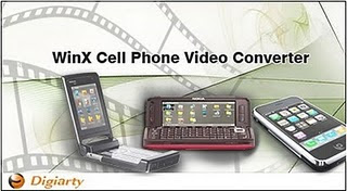 WinX Cell Phone Video Converter 4.0 download baixar torrent