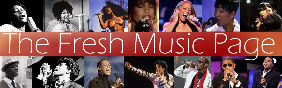 The Fresh Music Page