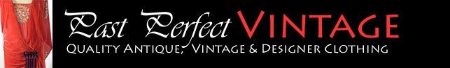Past Perfect Vintage