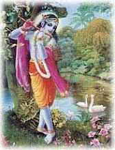 Glory unto Krishna