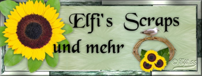 Elfi's scraps und mehr