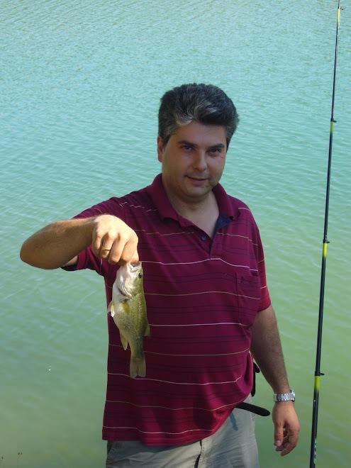 Pescando blases en el Duero