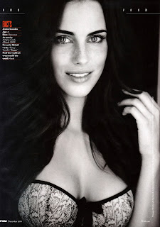 Jessica Lowndes hot uncovered FHM