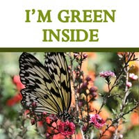 I am green inside