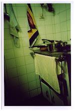 mi cocina verde