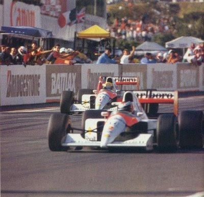 GP do Japão de Formula 1, Suzuka, em 1991 - confrariadatavoladigital.blogspot.com