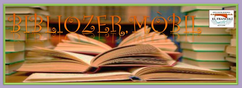 Bibliozer.mòbil ZER El Francolí