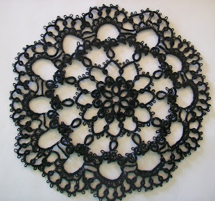 "Yarnplayer&#39;s ""Arches"" Doily"