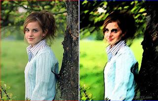 tip photoshop sketsa warna