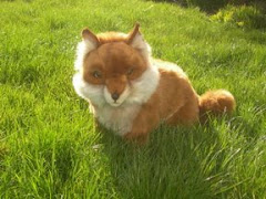 And we still love our original mascot - Fantastic Mr Fox