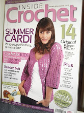 &#39;Inside Crochet&#39; June 2010 - Issue 8.