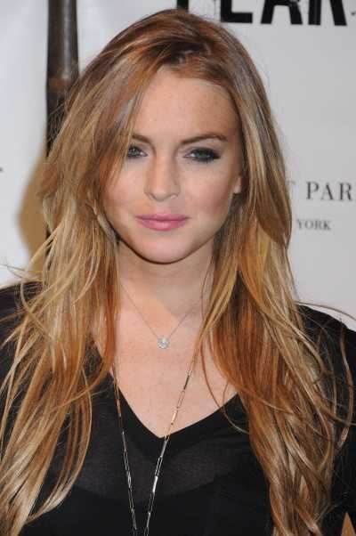 lindsay lohan red hair-17