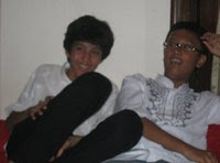with hanif