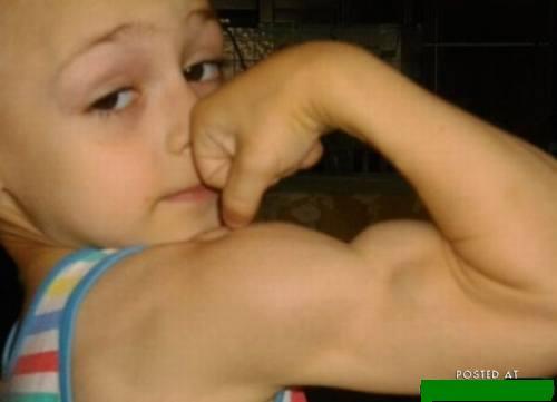 Thread: The World's Strongest Kid Richard Sandrak