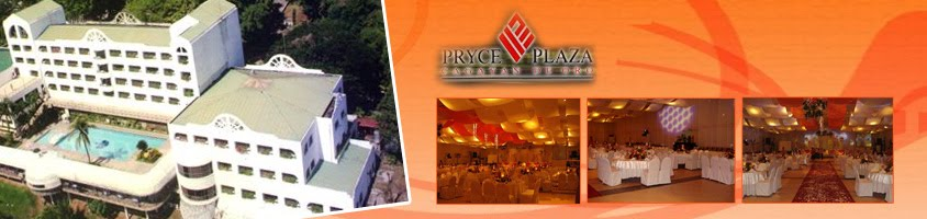 Pryce Plaza Hotel - Wedding Hotel Reception in Cagayan de Oro