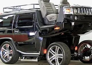 ou0b3n Mobil Hummer Paling Irit Sedunia
