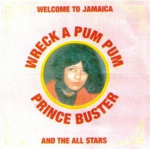 Prince Buster - Run Man Run / Danny, Dane & Loraine