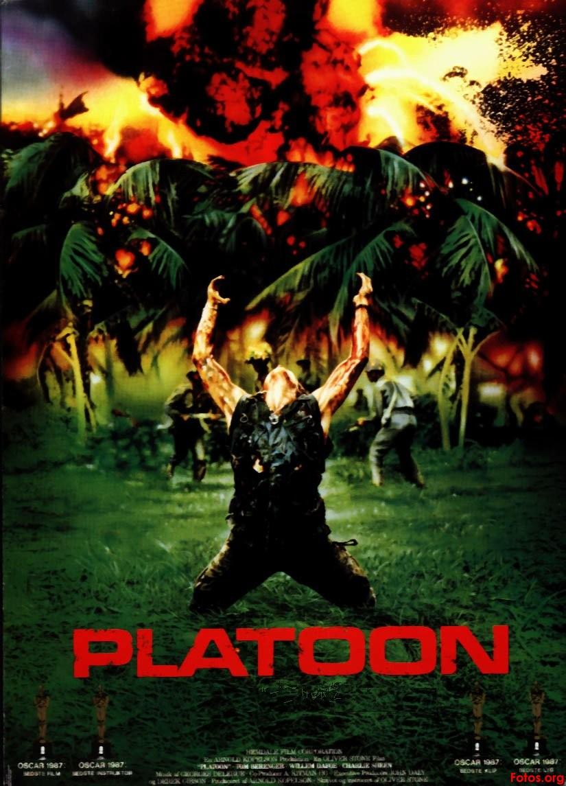 Pelotón (Platoon) (1986)