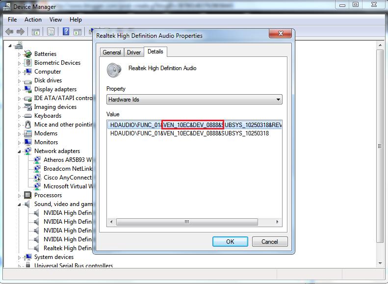 Realtek Alc888s Driver Download Windows Vista Premium